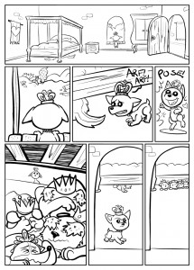 Princess Pups Inks – Page 11