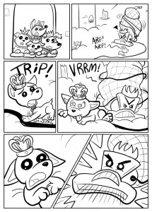 Princess Pups Inks – Page 13