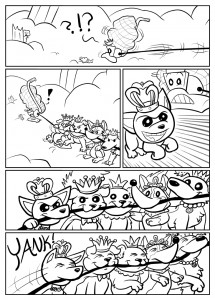 Princess Pups Inks – Page 14