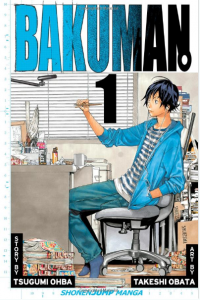 Cover of Bakuman Volume 1